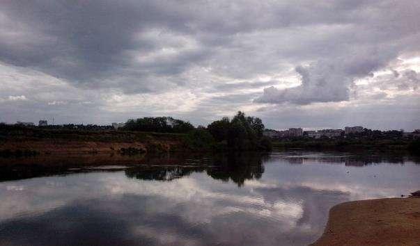 Річка Клязьма