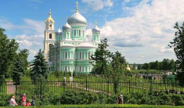 Троїцький Собор Серафимо-Дівеєвського монастиря
