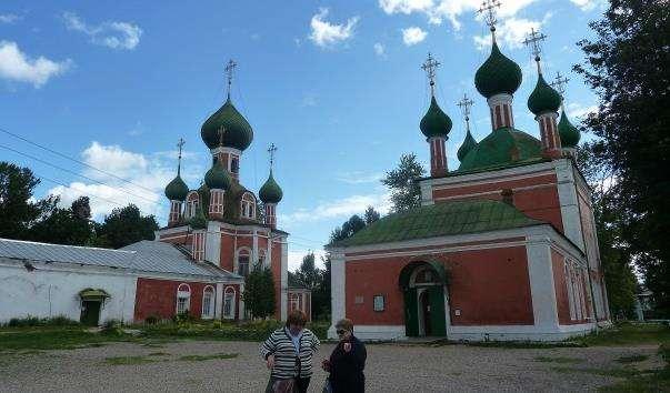 Стрітенський Новодівочий монастир