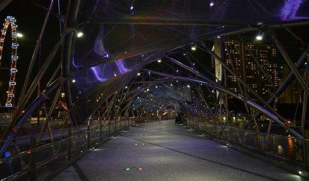 Міст Хелікс