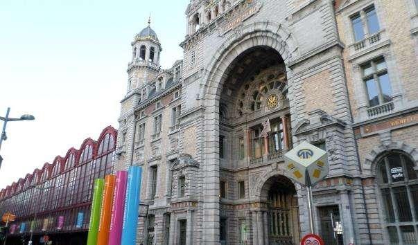 Центральний вокзал Антверпена