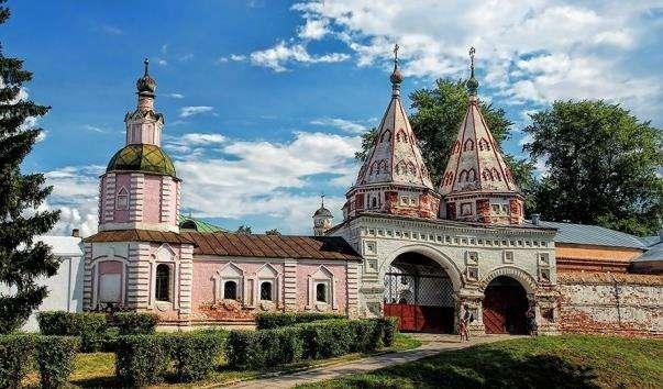 Різоположенський монастир