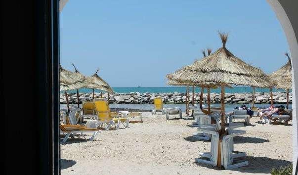Пляжі Набеля
