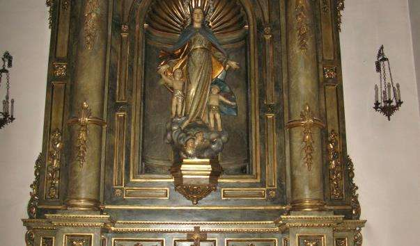 Церква святого Висента
