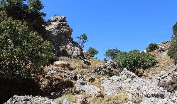 Ущелині Імброс