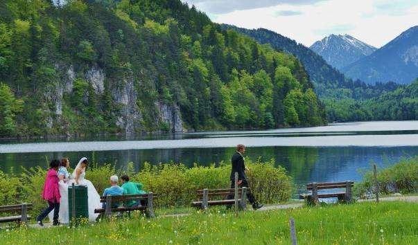 Озеро Шванзее