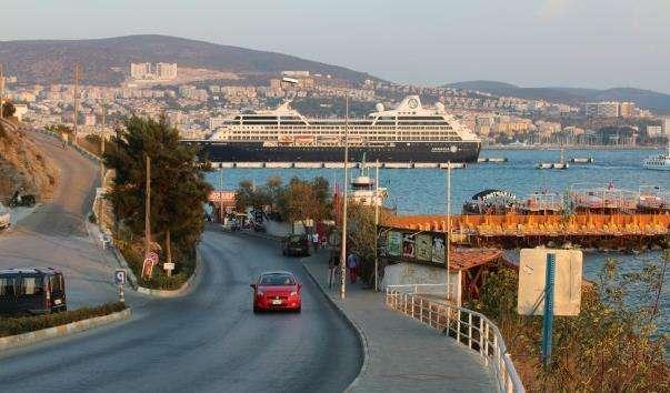 Порт міста Кушадаси
