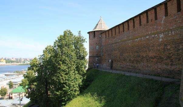 Північна вежа Нижегородського кремля