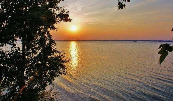 Горьковське море