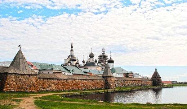 Соловецький кремль