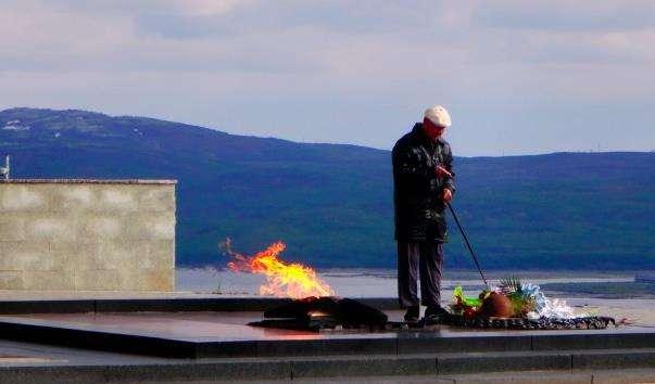 Меморіал Захисникам Радянського Заполяря