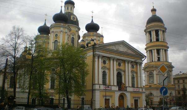 Собор Володимирської ікони Божої Матері