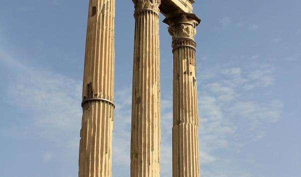 Храм Веспасіана