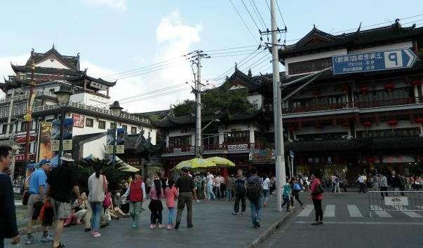 Шанхайський Старе місто