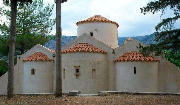 Церква Богородиці Панагії