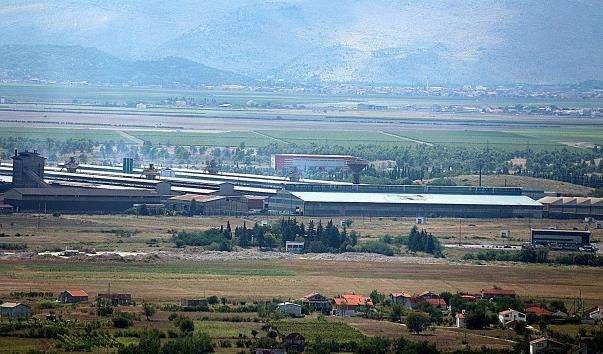 Аеропорт Подгориця