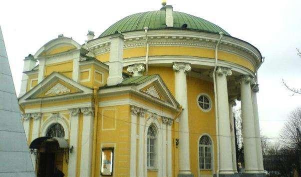 Церква Пресвятої Трійці Паска і великдень