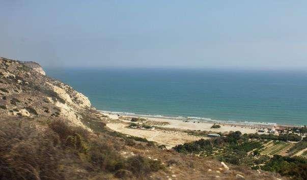Пляж Куріум