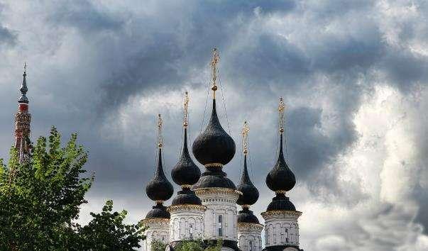 Лазаревська церква Суздаля