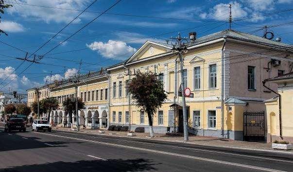 Вулиця Велика Московська