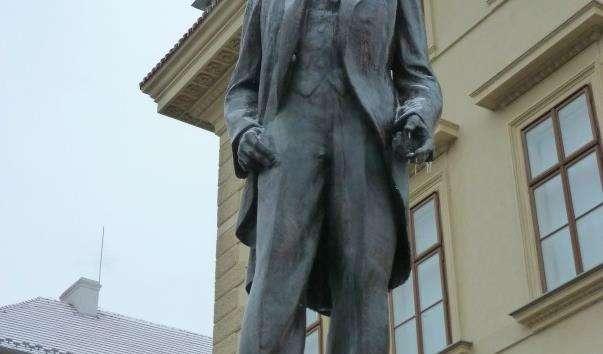 Памятник Томашу Гарігу Масарику