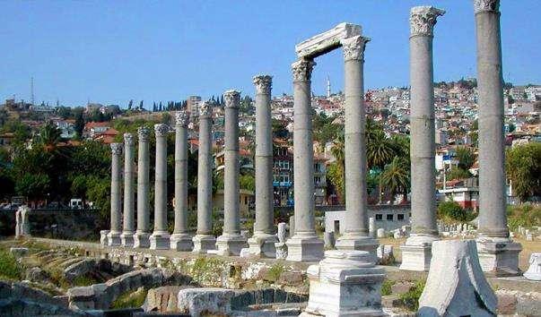 Агора в Ізмірі