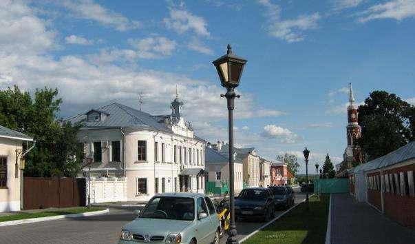 Вулиця Лажечникова