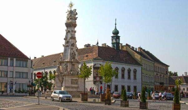 Стара ратуша Буди