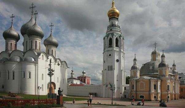 Дзвіниця Вологодського Кремля