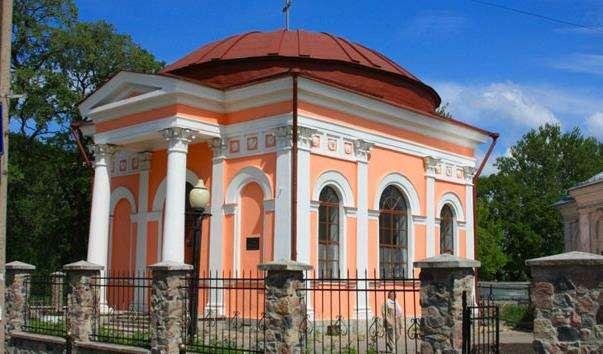 Каплиця Казанської Богоматері