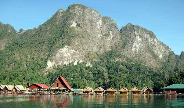 Національний парк Кхао Луанг