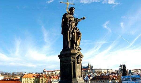 Скульптура Іоанна Хрестителя