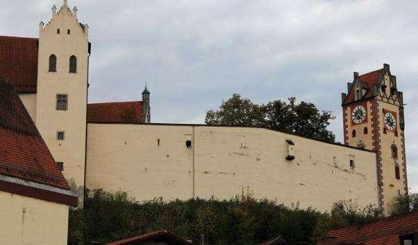 Високий замок Фюссена