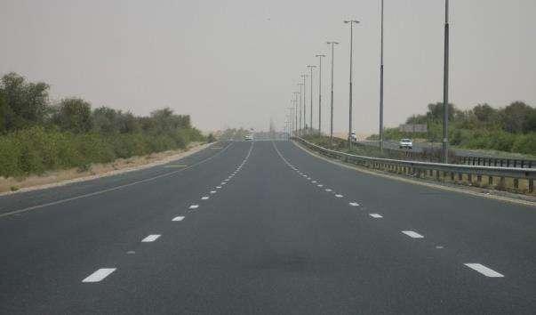 Автомагістраль Дубаї — Аль Айн