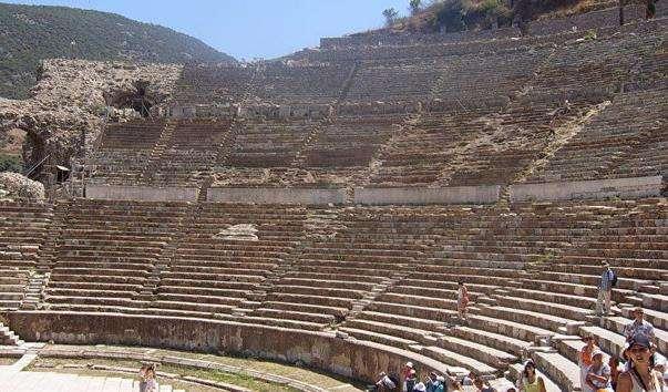 Одеон в Ефесі