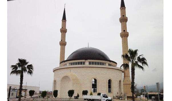 Мечеть Хузур