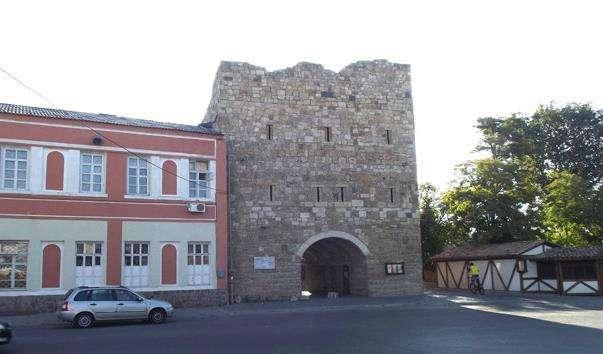 Старе місто Євпаторії
