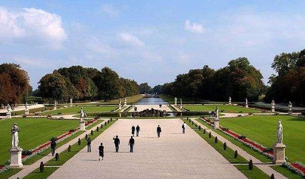 Парк Німфенбург