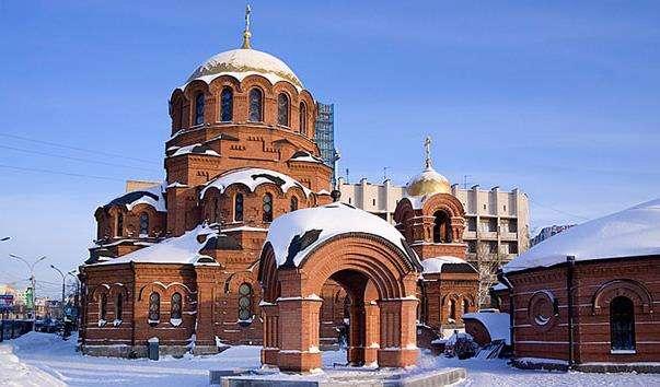 Собор в імя Олександра Невського