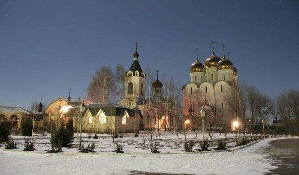 Василівський монастир у Суздалі