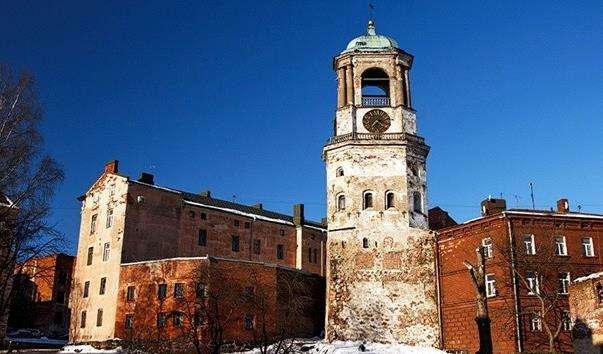 Годинникова вежа Кафедрального собору