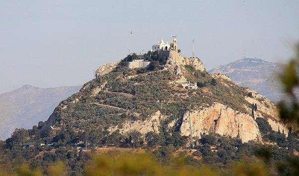 Гора Лікавітос