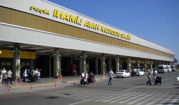 Аеропорт «Мілас-Бодрум»