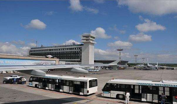 Аеропорт Хабаровська