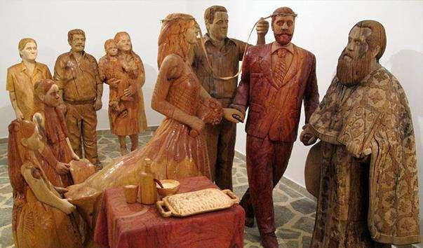 Музей деревяної скульптури