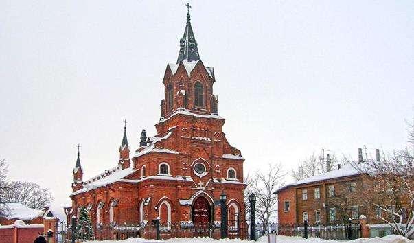 Храм Святого Розарію у Володимирі
