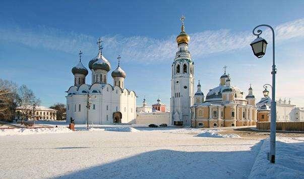 Вологодський кремль