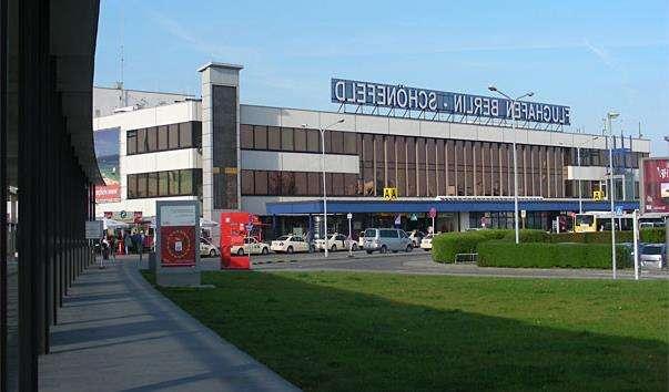 Аеропорт Берлін Schonefeld