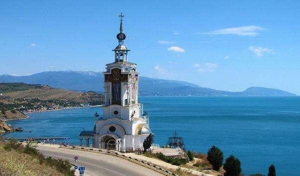 Храм-маяк святого Миколая Чудотворця