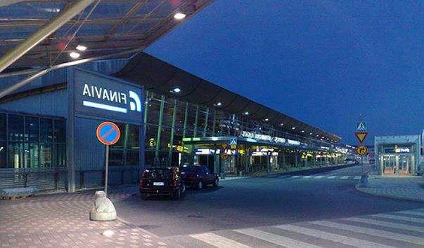 Аеропорт Хельсінкі-Вантаа